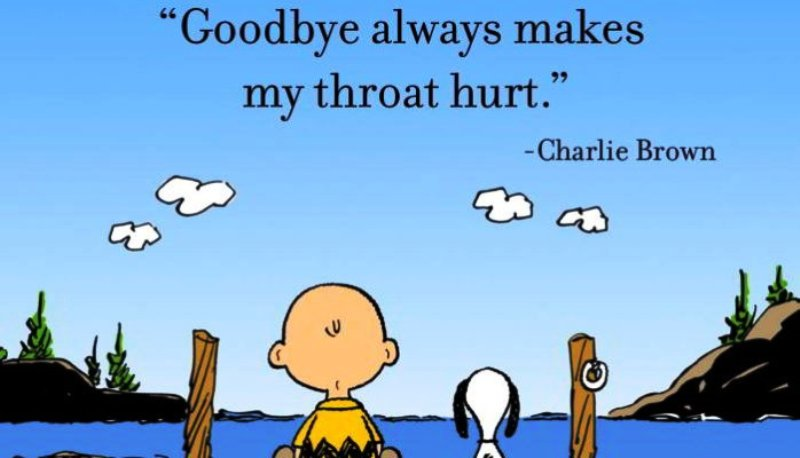 Charlie Brown Quote Image