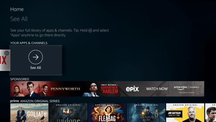 Install Megabox HD on Firestick
