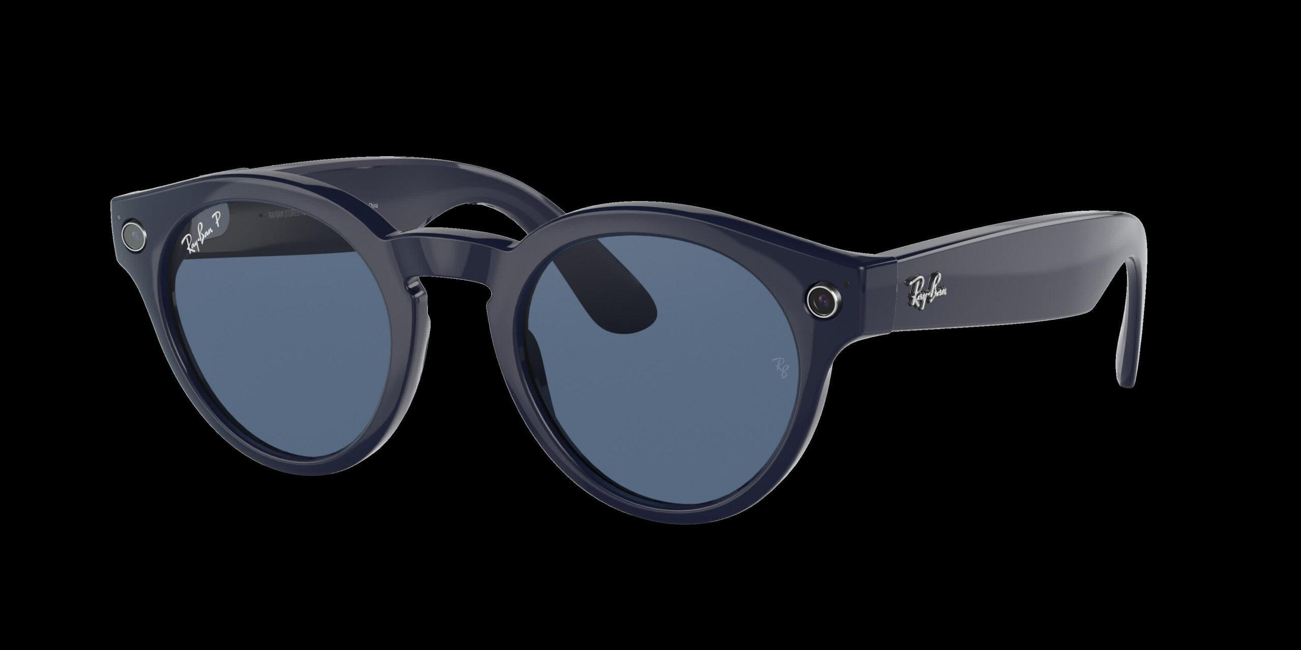 """Facebook and Ray-Ban unveil """"Ray-Ban Stories"""" smart ..."""