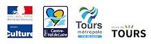 Le POLAU-pôle arts & urbanisme est conventionné par le ministère de la Culture (DGCA, DGPAT et DRAC Centre-Val de Loire) et la Région Centre-Val de Loire. Il est subventionné par la Ville de Tours et Tours Métropole Val-de-Loire.