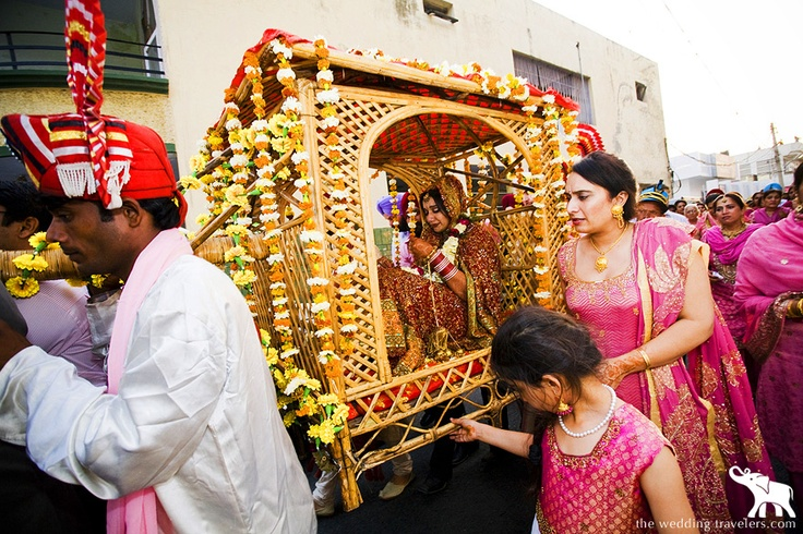 indian doli tradition
