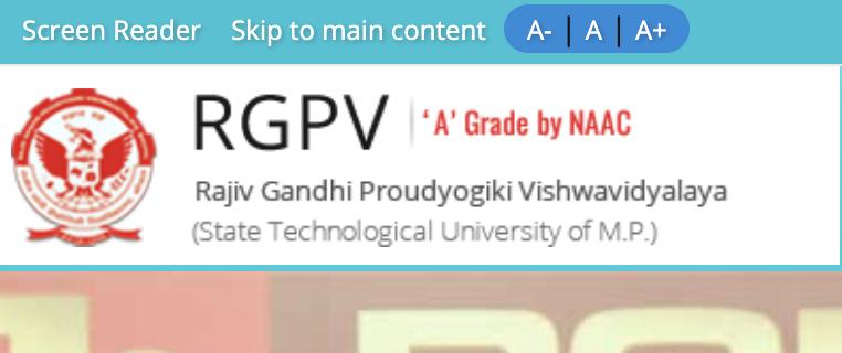 RGPV Semester Result