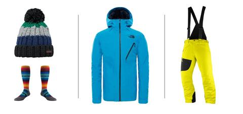simply hike ski holiday clothing equipment choices