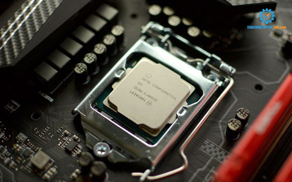 CPU laptop