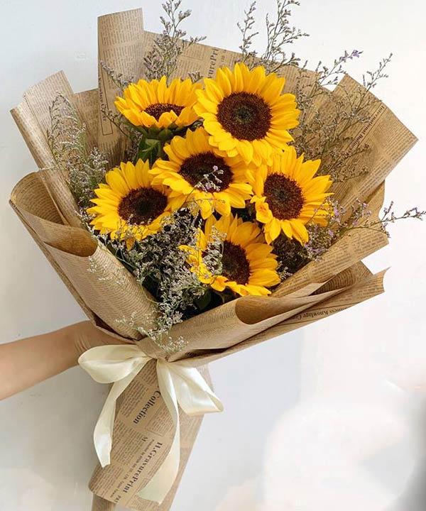 Tặng hoa vào dịp sinh nhật