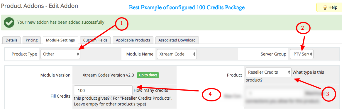 How to add credits packages for reseller - Knowledgebase