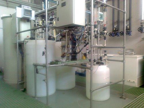 نظام مستقل لإنتاج مياه الشرب بإستخدام الطاقة الشمسية 2