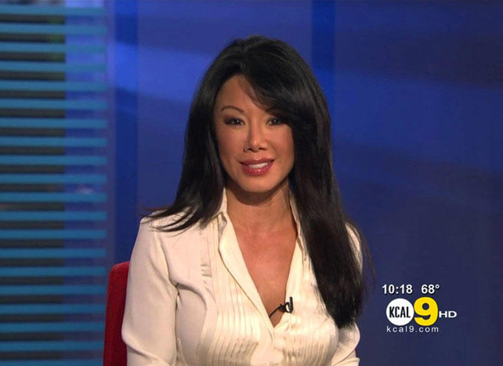 Sharon Tay anchor for CBS Affiliate