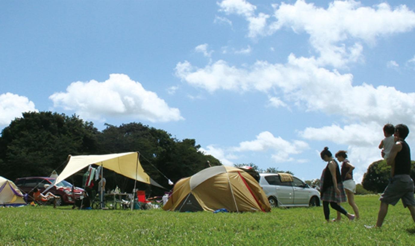 関東のおすすめ高規格キャンプ場9選【千葉県】成田ゆめ牧場ファミリーオートキャンプ場