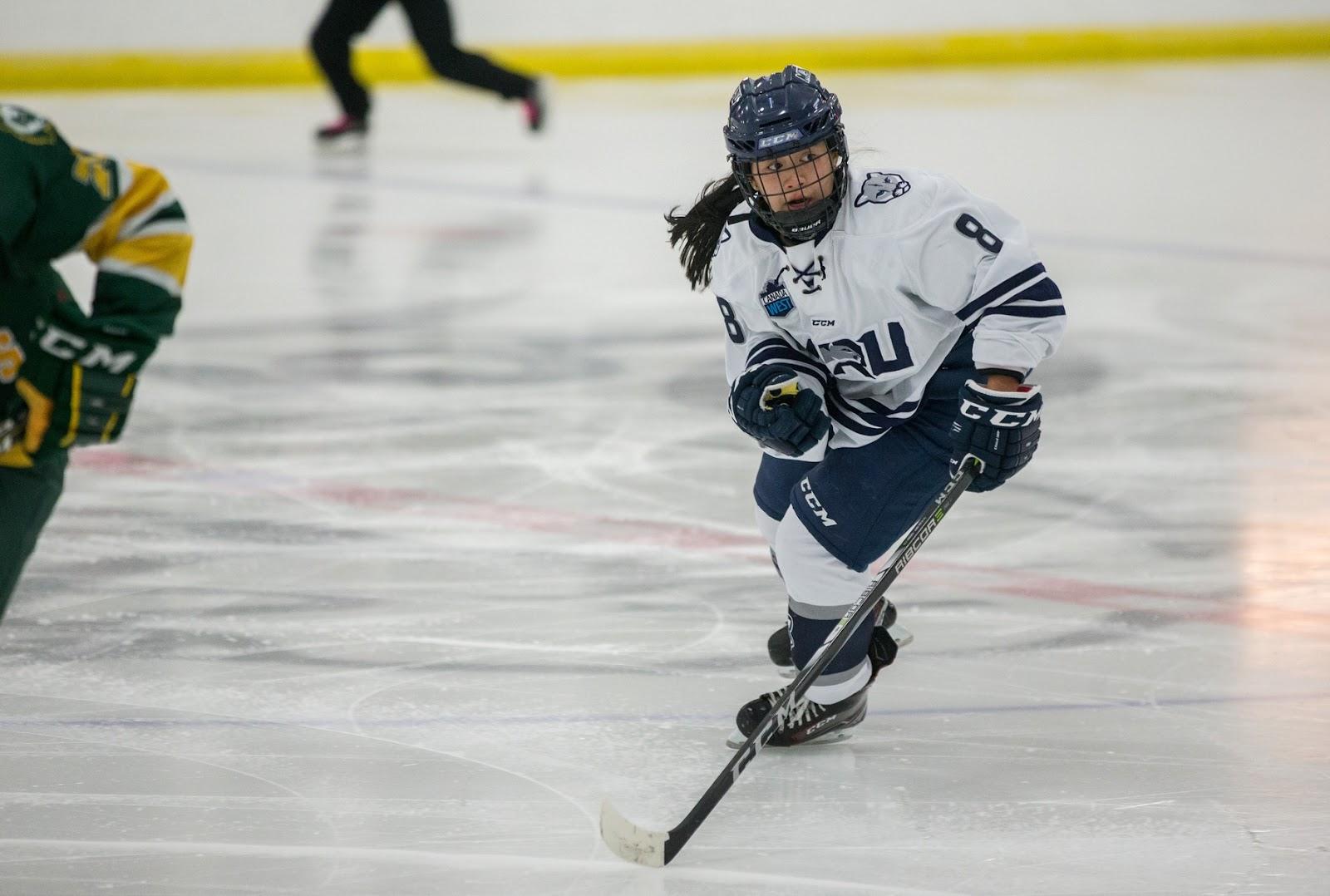 Image result for Tianna Ko   MRU Women's hockey