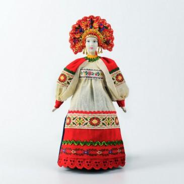 Russian Traditional Costume Doll