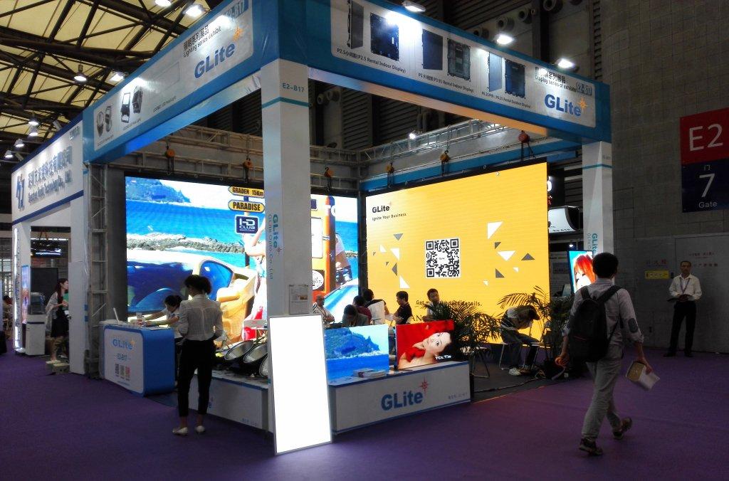 Международная выставка вывесок и светодиодов