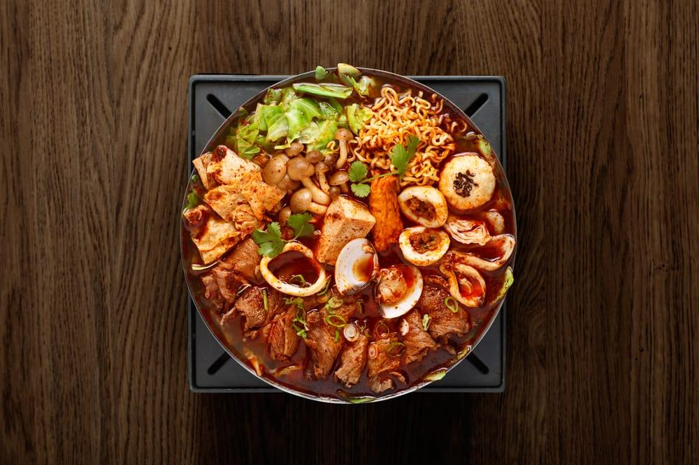 Photo of Boiling Point - Fremont, CA, United States. Taiwanese Spicy