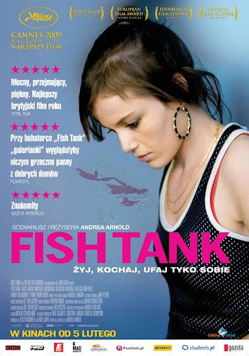 Polski plakat filmu 'Fish Tank'