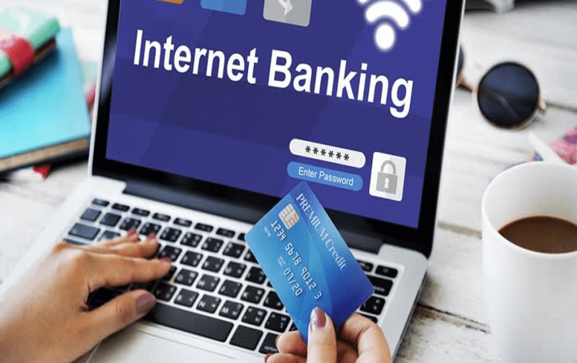 Có thể an tâm dùng internet banking khi mua vietlott online