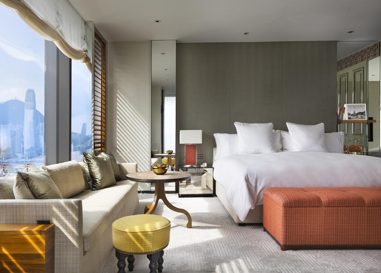 Rosewood Hong Kong 尖沙咀酒店 Infinity Pool 套房
