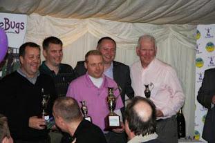 FootieBugs Golf Day Winners - November 2013