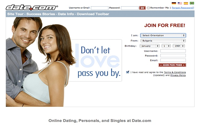 Chrome Web Store - Online Dating at Date.
