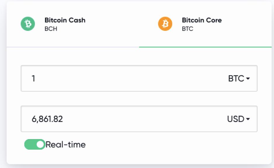 bitcoin convertor valutar