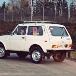 """Автомобиль """"ВАЗ-2121 (Нива)"""""""