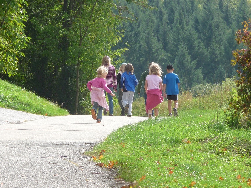 Five Ways To Get You And Your Family More Active
