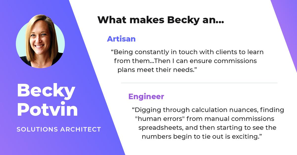 becky potvin solutions architect