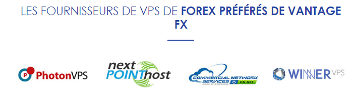 Vantage FX VPS