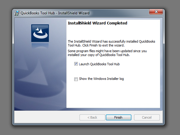 QuickBooks Tools Hub Installation - Screenshot 5