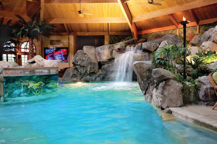 Cave swimming pools las piscinas ocultas m s impresionantes - Piscinas 7 islas ...