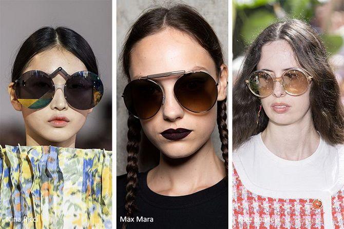 Damen Sonnenbrille Frühling-Sommer 2020