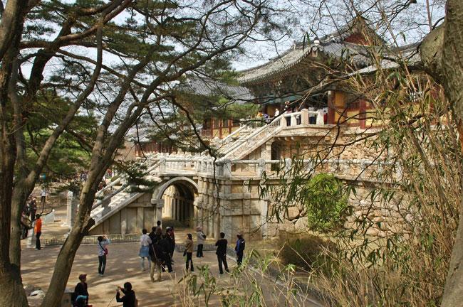 Chùa Bulguksa– Biểu Tượng Phật Giáo Của Hàn Quốc