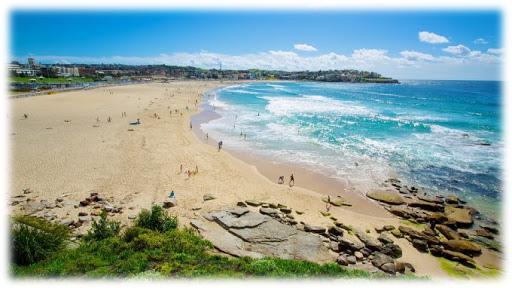 Bãi biển đẹp nhất ở Sydney.