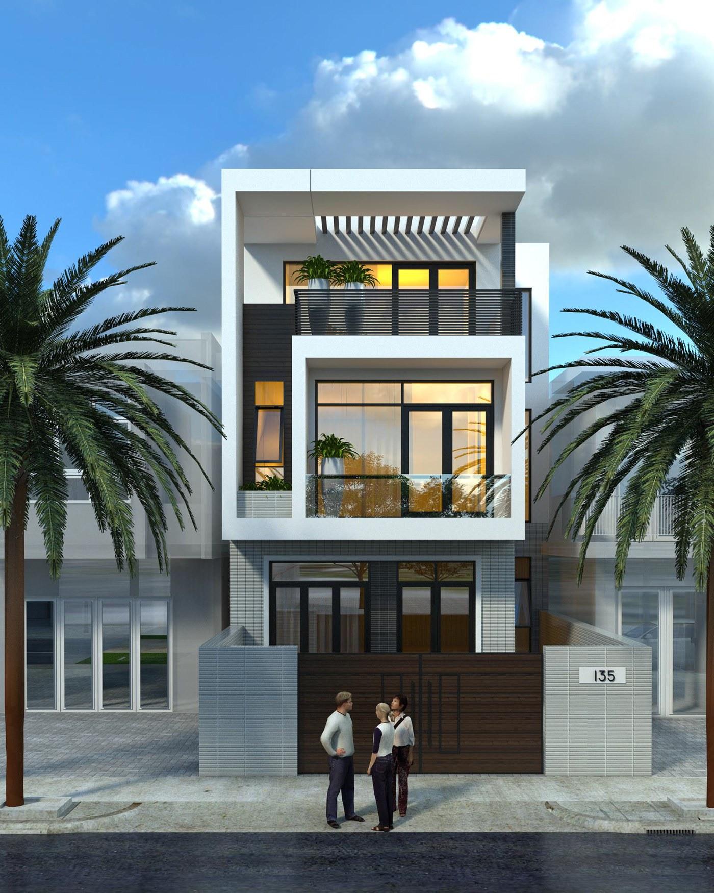 Nghiệm thu công trình sau khi hoàn thành thi công nhà phố