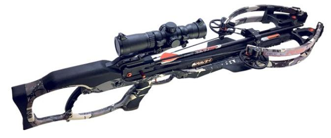 rifle scope crossbow