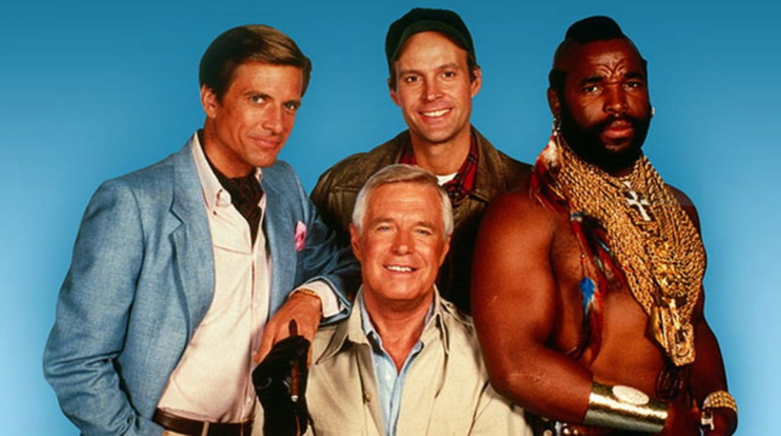 18 Things You Might Not Know About The A-Team | Mental Floss