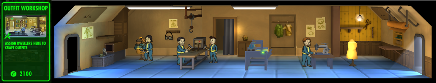 читы Fallout Shelter ПК