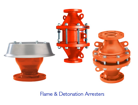 Flame & Detonation Arresters
