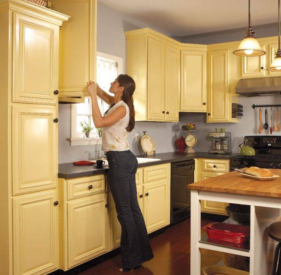 Give Your Cabinets A Makeover HotPads Blog