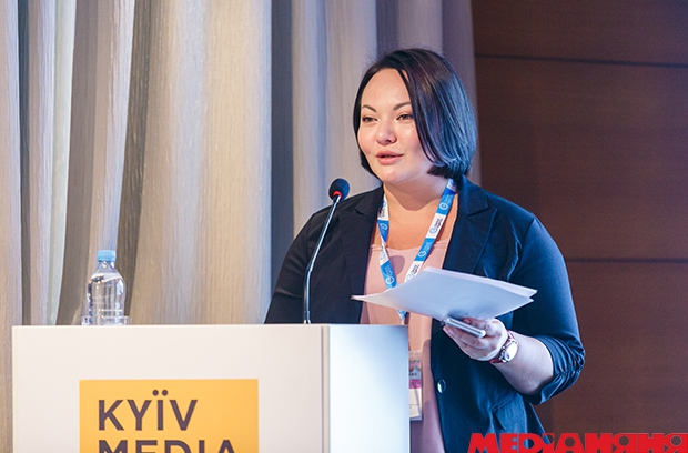 Лилия Ким, KYIV MEDIA WEEK, SVoD