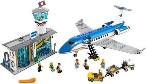 Avião de Lego