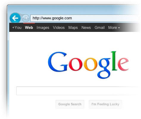 how to set my photo in google homepage