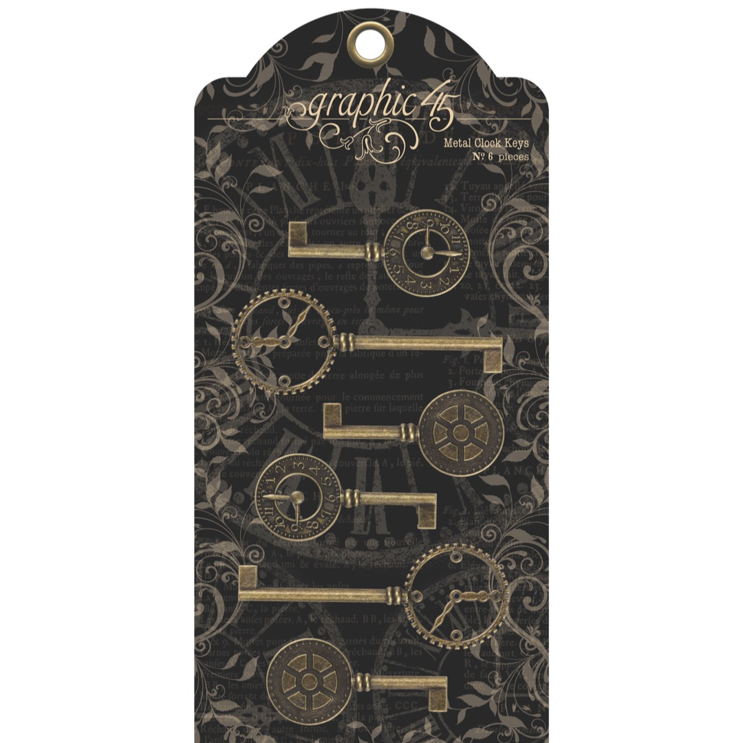 Brass Metal Clock Keys Graphic 45.JPG