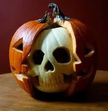 Image result for creative pumpkin carvings