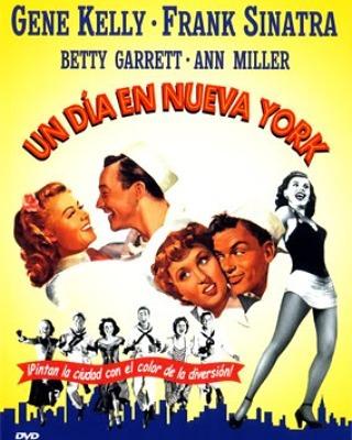 Un día en Nueva York (1949, Stanley Donen y Gene Kelly)