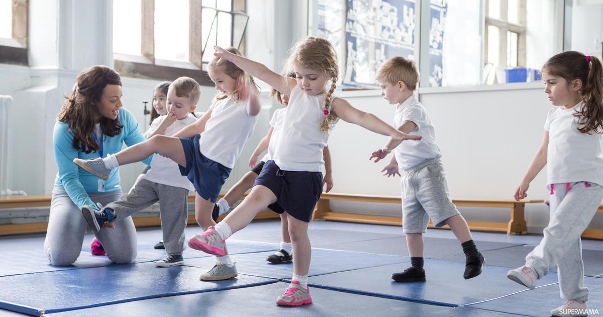 فوائد  ممارسة الرياضة للاطفال   تاي شي