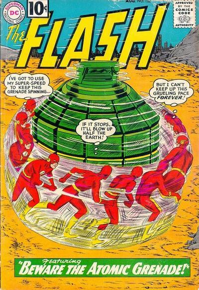 Image result for flash 122