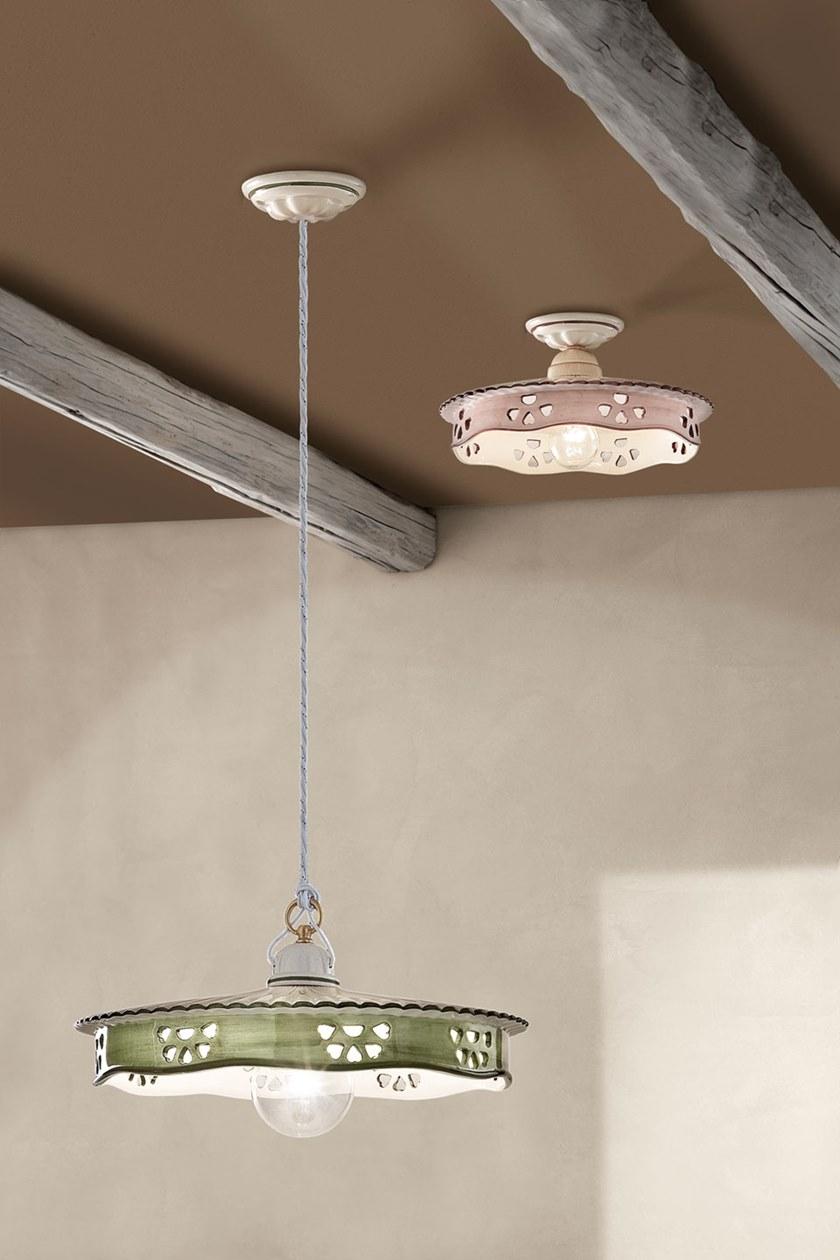 lampade da soffitto per cucina in stile classico