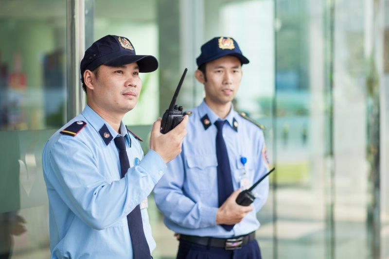 Bảo vệ chuyên nghiệp đem lại sự an toàn tuyệt đối