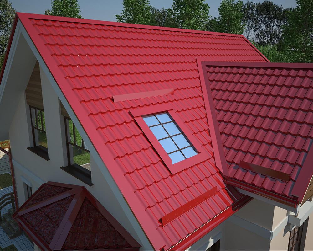 Sử dụng tôn cách nhiệt chống ồn cho ngôi nhà