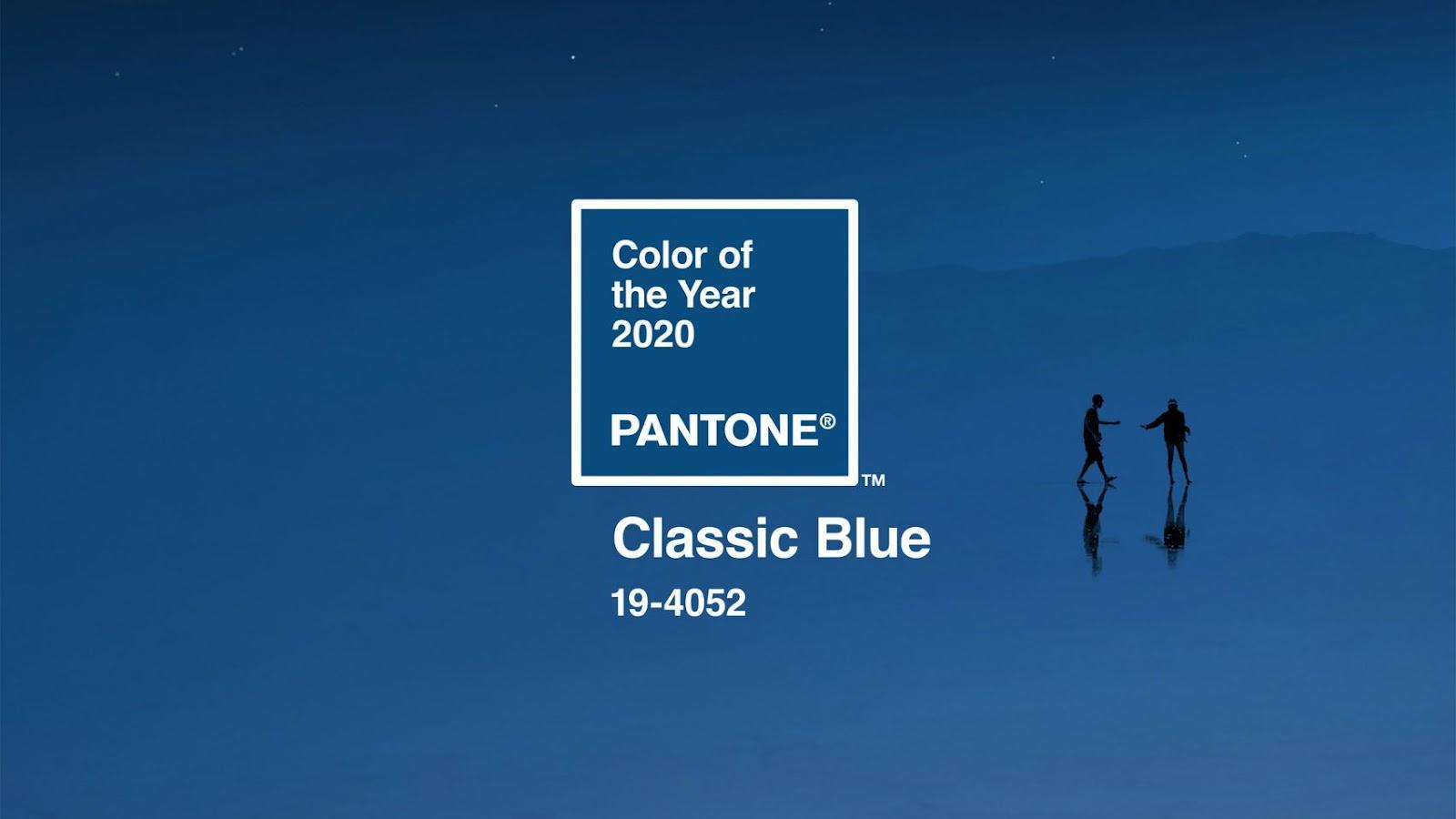2020Pantone年度代表色